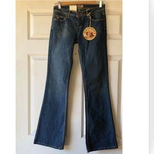 Paris Blues flare jeans size 3